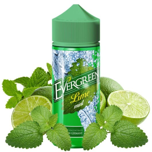 Evergreen - Lime Mint