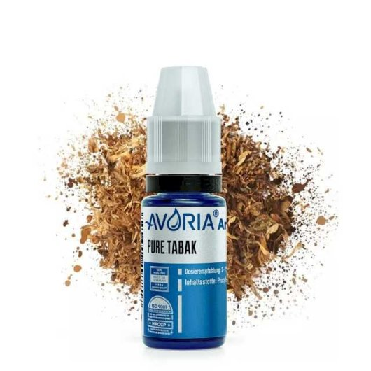 Avoria - 12ml Pure Tabak