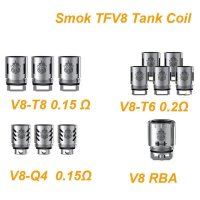 Smok TFV8 Cloud Beast Q4 0,15 Ohm