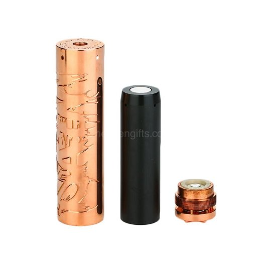 Saint Mech Mod by TimesVape - Copper